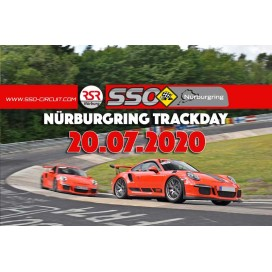 20 juillet 2020 SSO Trackday Nürburgring
